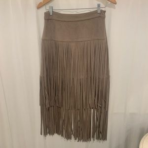 Fringe Design Lab midi skirt
